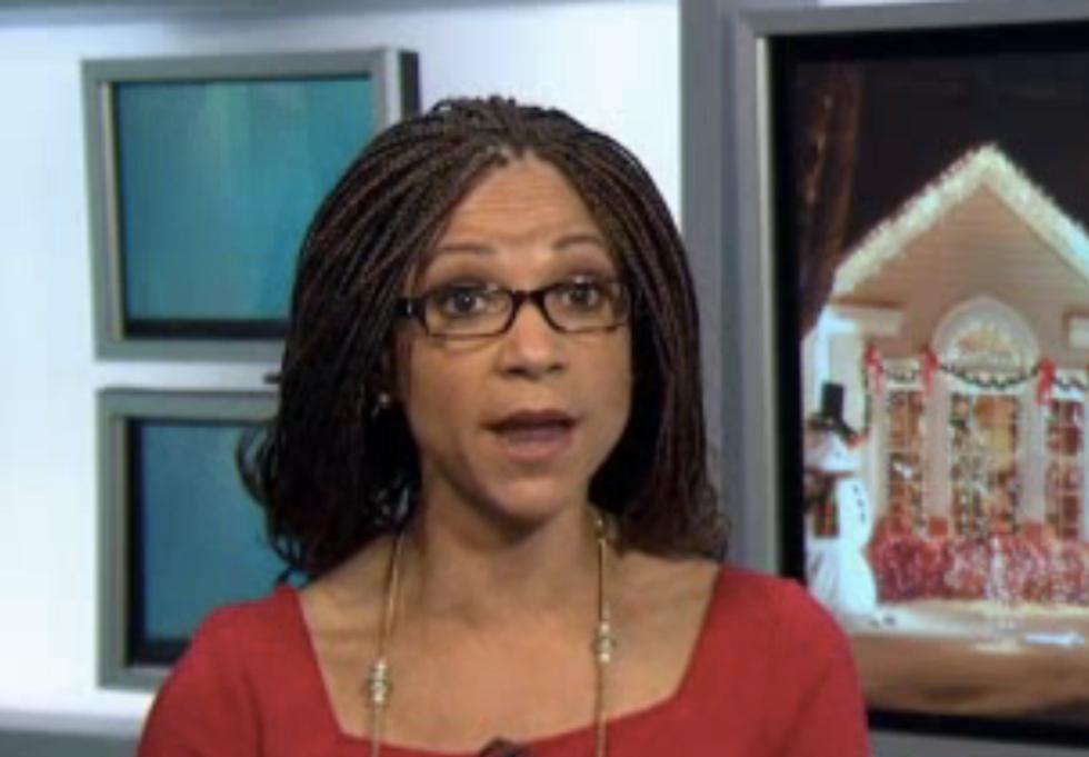 Melissa Harris-Perry on Megyn Kelly Santa flap: No wonder we're racially divided