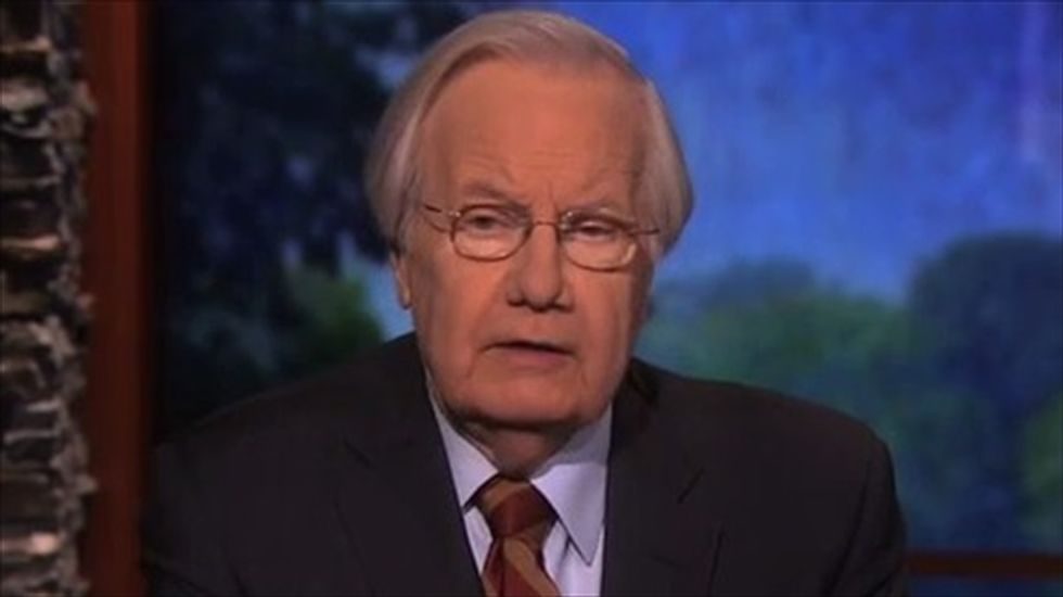 Bill Moyers: The NRA's conscience is as cold and dead as Charleton Heston's hands