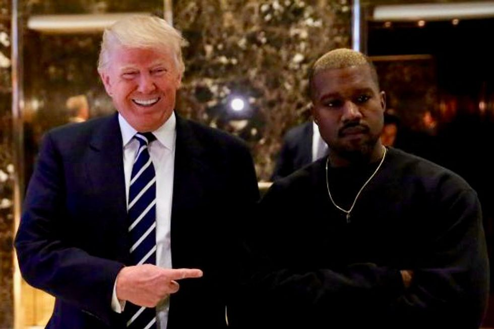 Trump allies privately concerned Kanye West's campaign will hurt the president more than Biden