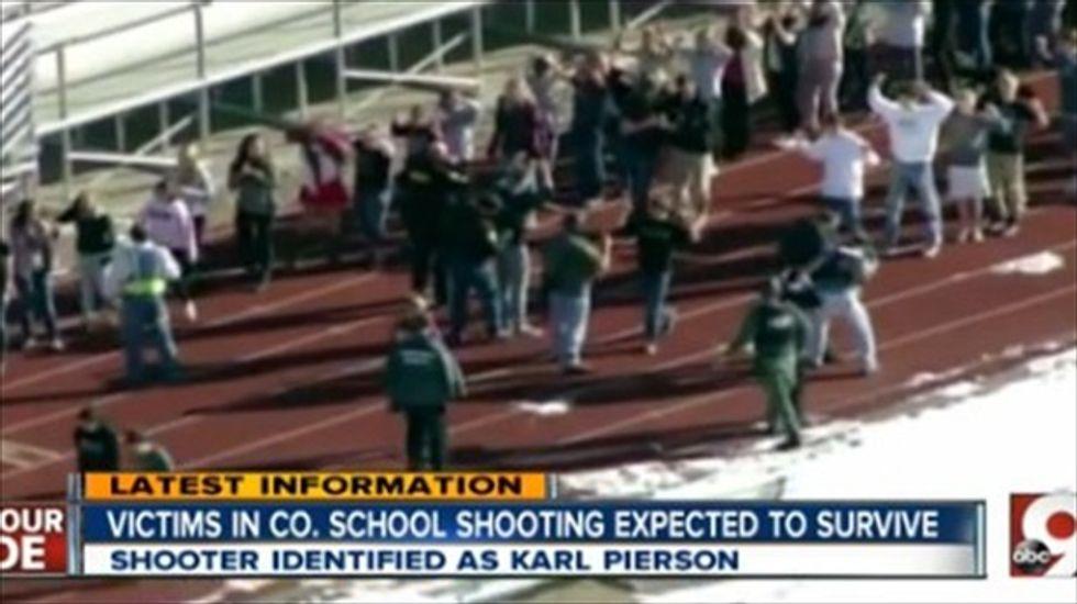 Authorities identify shooter in Colorado school attack