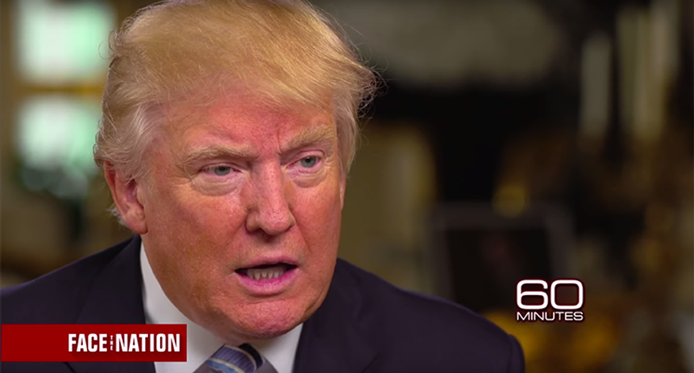 Trump vows to declare war on ISIS but wants 'very few troops on the ground' to fight them