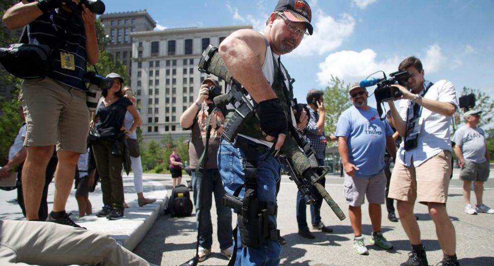 Police union: open carry of guns should be suspended at Republican convention in Cleveland