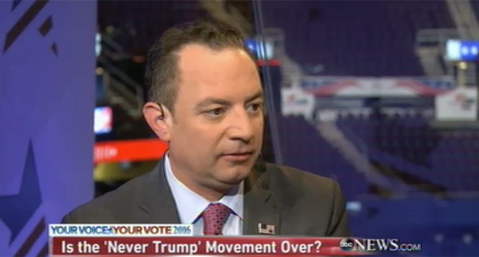 RNC head sets low bar for Trump's Republican convention: 'I'm just hoping for a bounce'