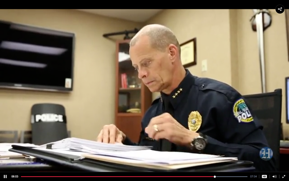 Entire Florida police department busted for laundering millions for international drug cartels