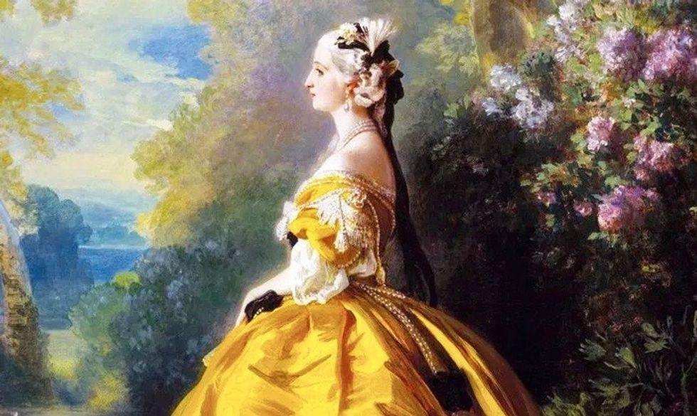 Marie-Antoinette and lover's censored letters deciphered