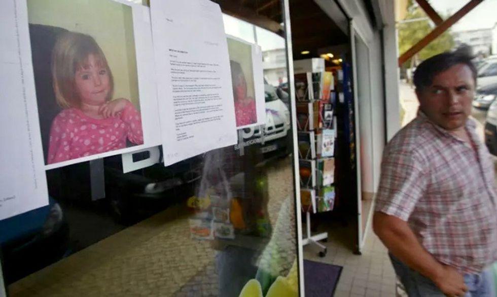 German police identify 'murder' suspect in Madeleine McCann case