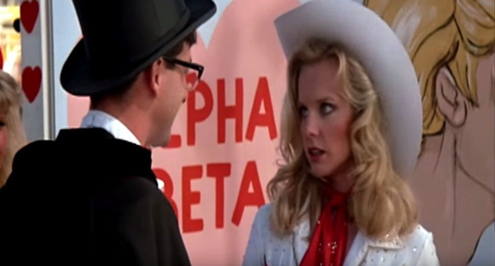 10 pop culture characters who bizarrely stayed friends or lovers with their rapists