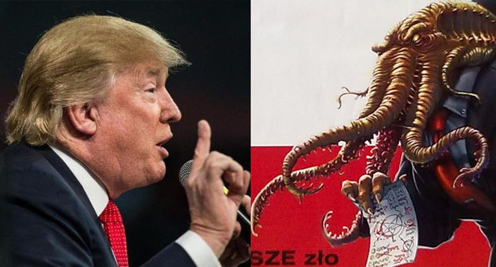 Stephen King compares Trump to Cthulhu — and now Cthulhu is pissed