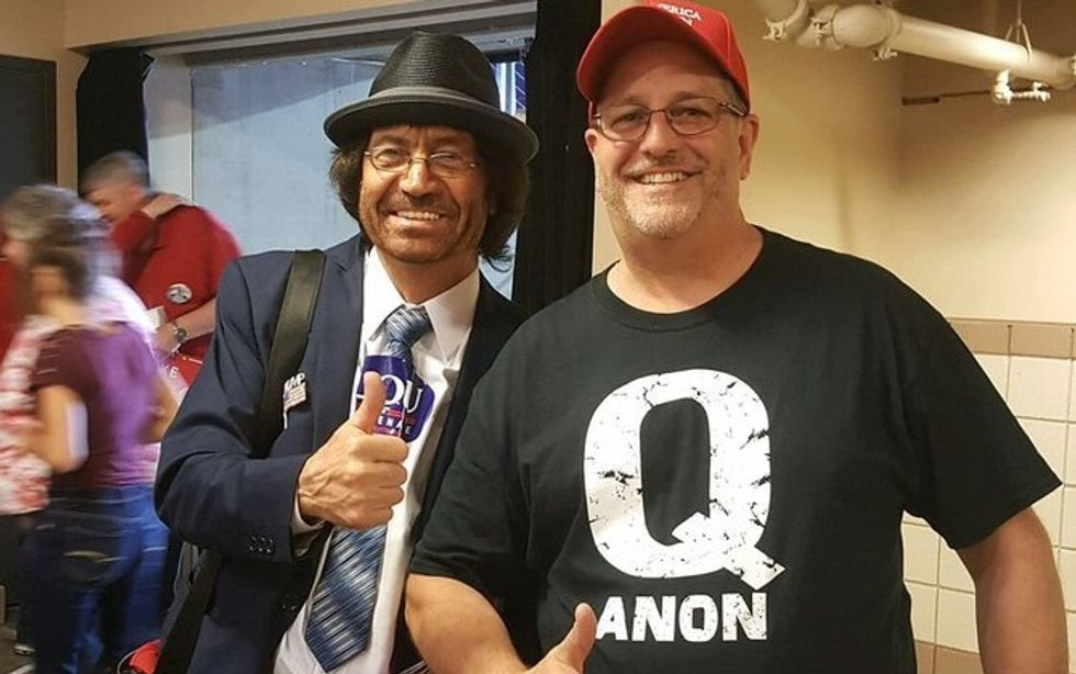QAnon's true believers devastated as the conspiracy theory goes down in flames — and now they're at each other's throats