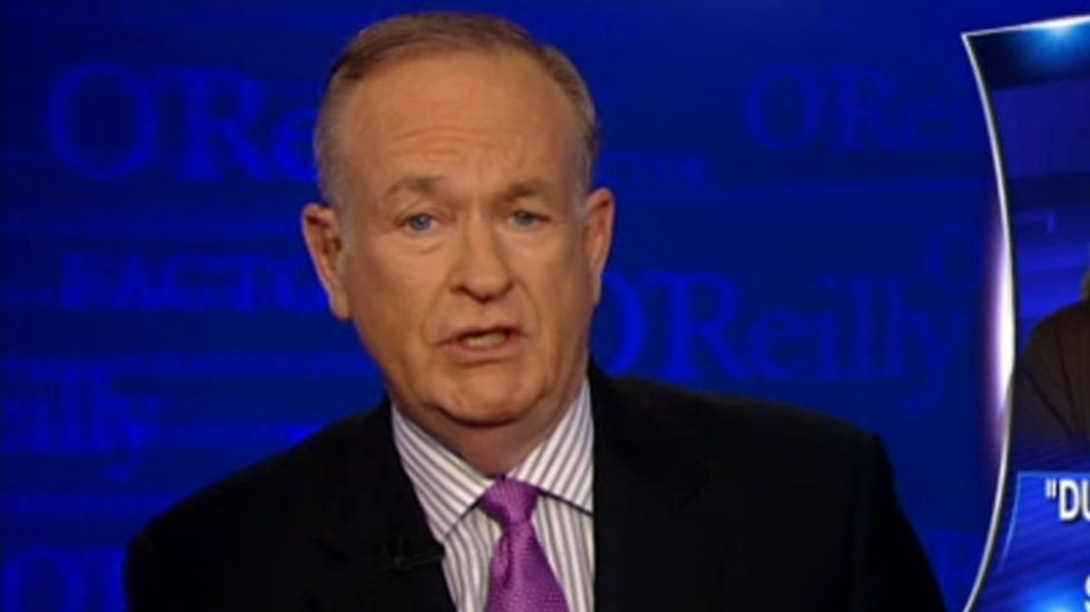 Bill O'Reilly: Obama had 'nothing to do' with killing Osama bin Laden