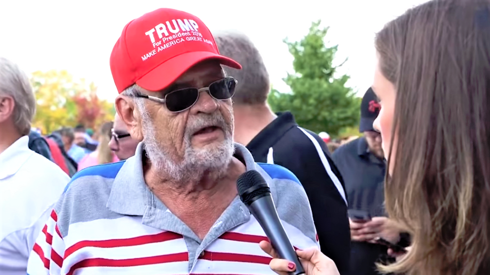 Trump supporters whine and moan about being called racist — but immediately spew a bunch of racist garbage