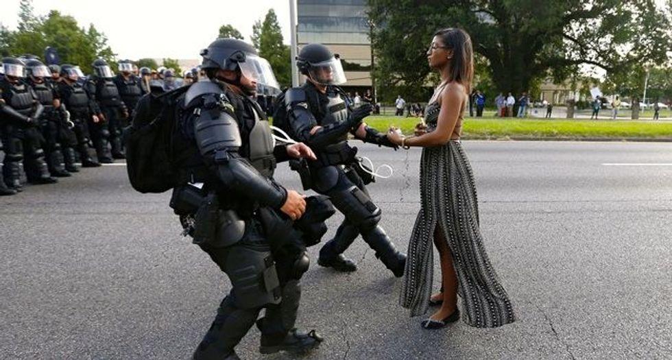 'Run their ass over': Arkansas teacher refuses to apologize for threats against Black Lives Matter