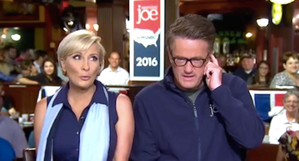 'Morning Joe' panel blasts Trump campaign for Melania's plagiarized speech: 'It is a ripoff'