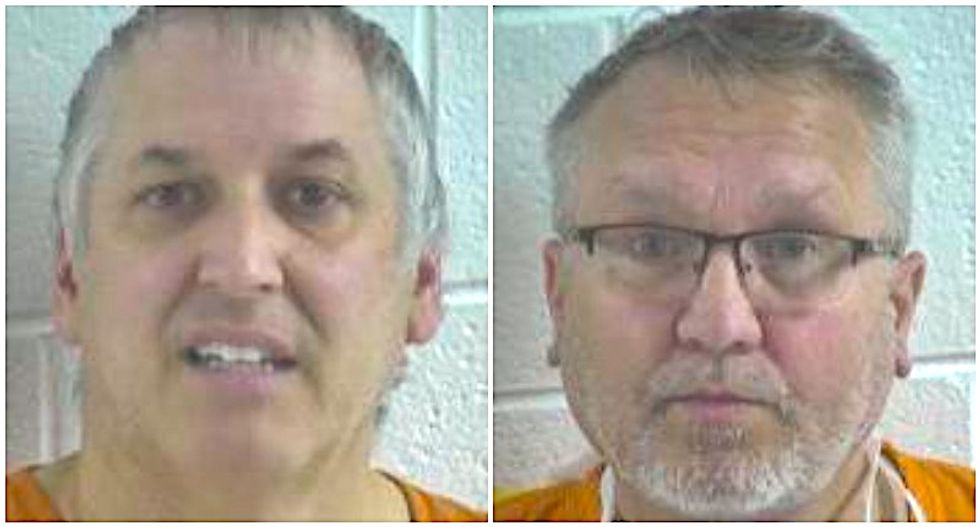 White men arrested for pepper-spraying Kentucky cops and pointing gun at protesters