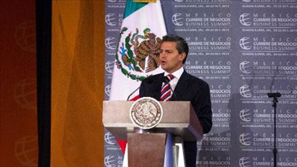 Mexico's president signs new banking reforms into law