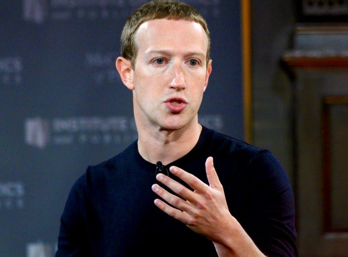Facebook inflated its advertising audiences: lawsuit