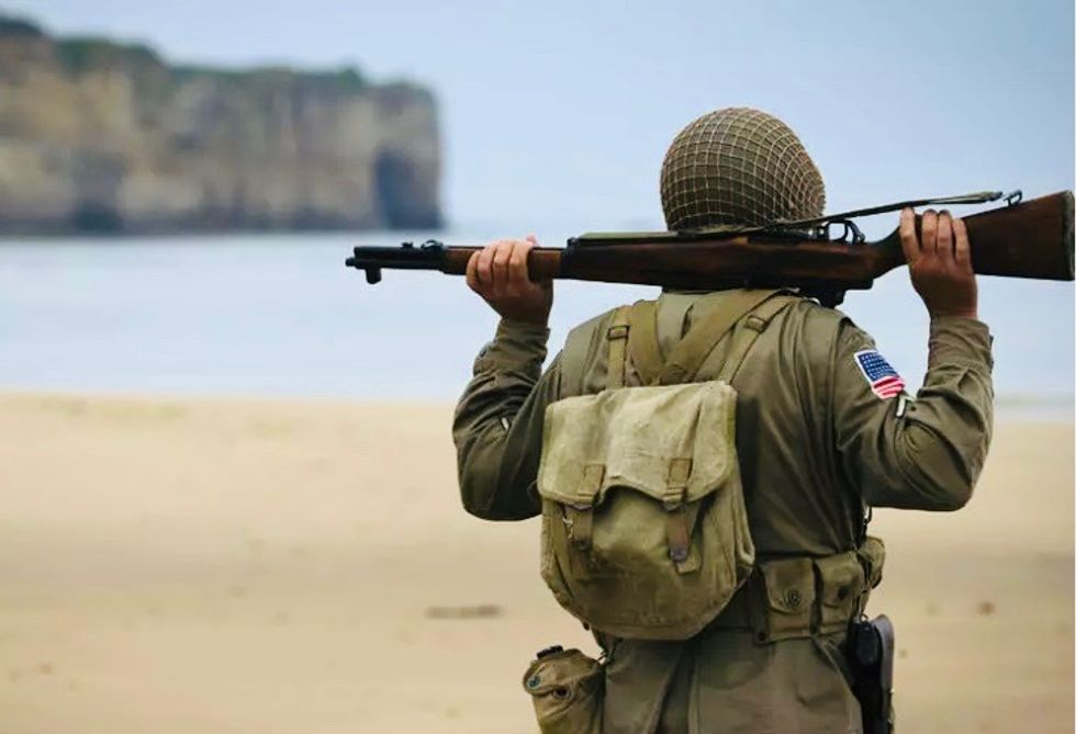 France commemorates D-Day without crowds amid pandemic