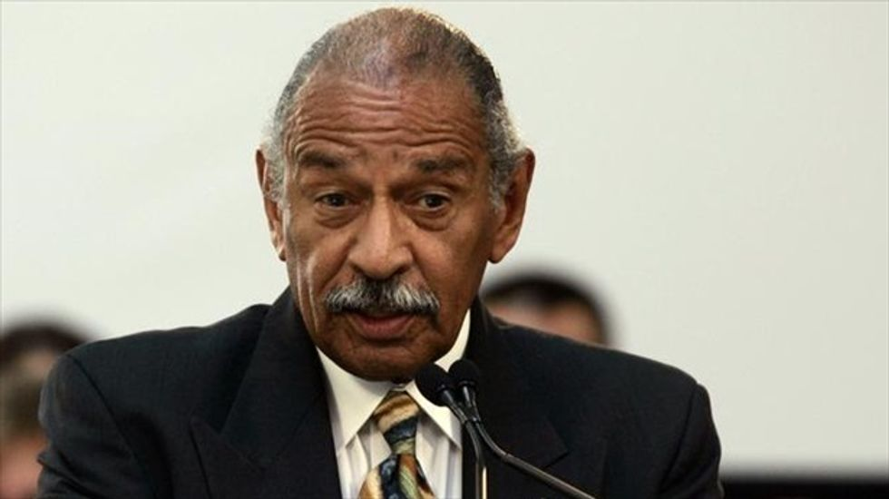 Michigan law forces longtime Rep. Conyers to sue to get himself on primary ballot
