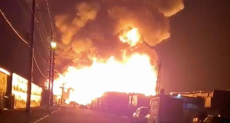 'Phoenix is burning': Inferno hits downtown Phoenix
