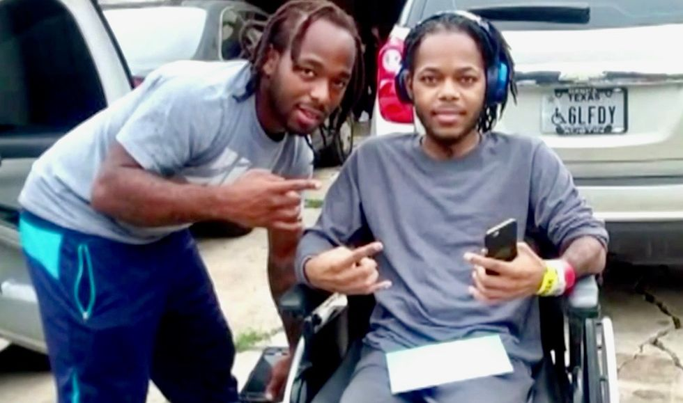 Texas man dies after being shot because he cut across another man's lawn