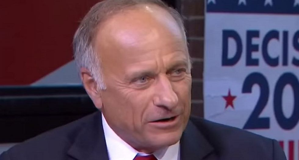 Iowa GOPer doubles down on racist argument: Western civilizations are 'superior cultures'