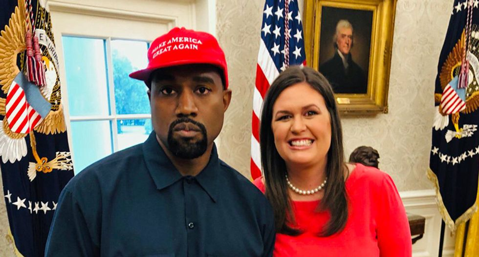 Trump pal Kanye West announces 2020 presidential campaign in 4th of July message