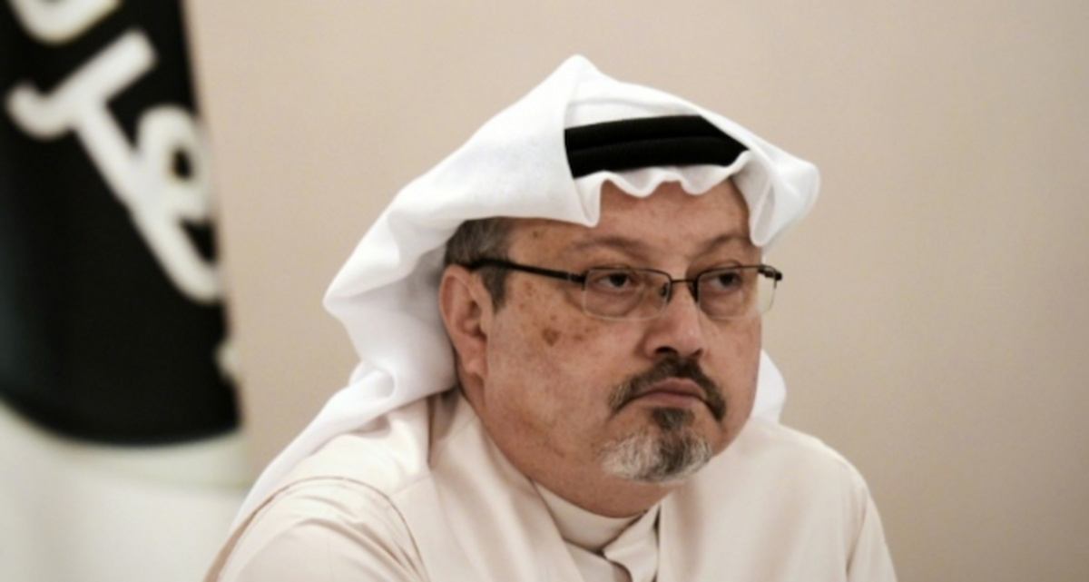 Three names were mysteriously removed from intel report on Khashoggi murder
