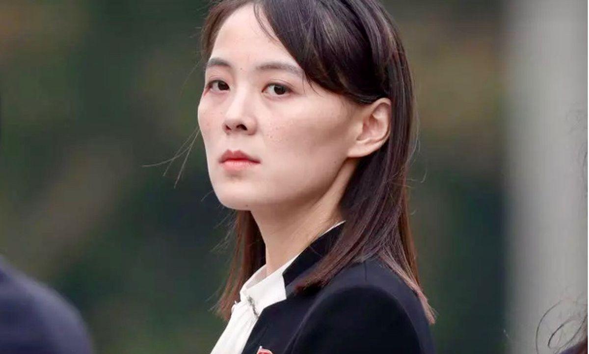 North Korean leader's sister slams South's Moon as US 'parrot'