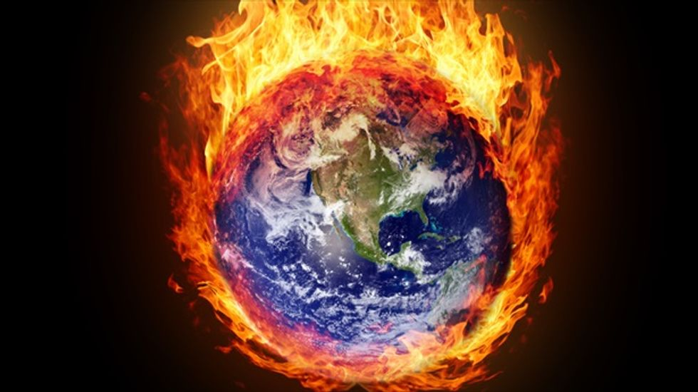 Is it time to join the Preppers? How to survive the climate-change apocalypse