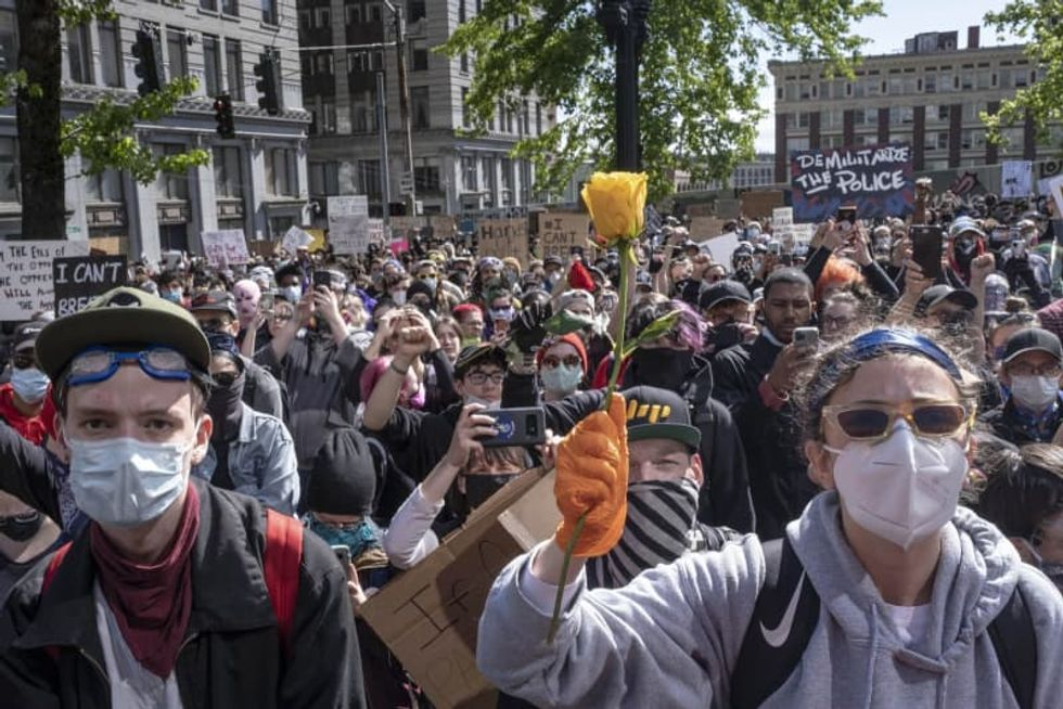Protesters and ACLU sue Seattle, blame mayor and police chief for 'unnecessary violence' at demonstrations