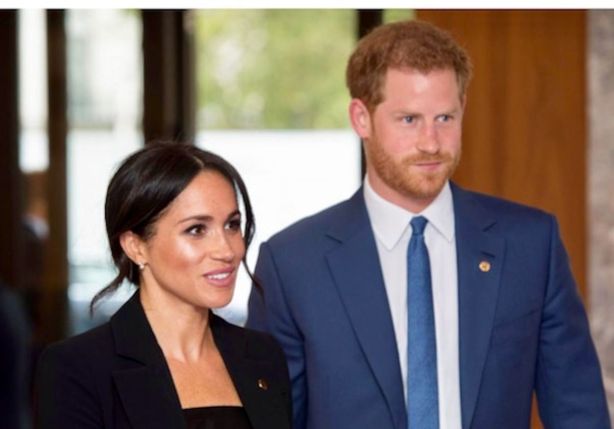 Prince Harry and Meghan's first Netflix series follows Invictus Games