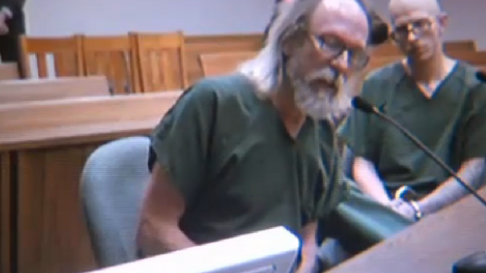 North Dakota white supremacist Craig Cobb's bail on terrorizing charges set at $1 million