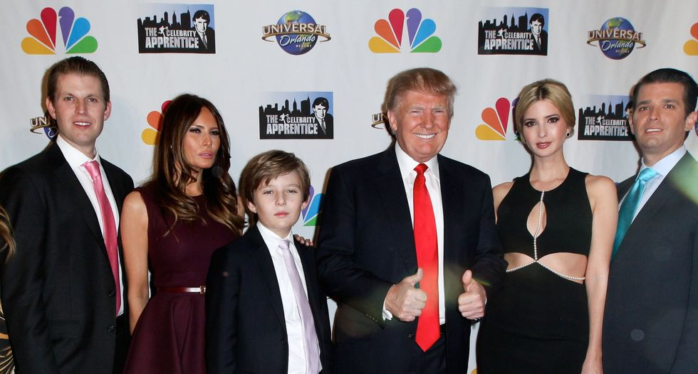 How Donald Trump turned the presidency into greatest reality TV show on Earth
