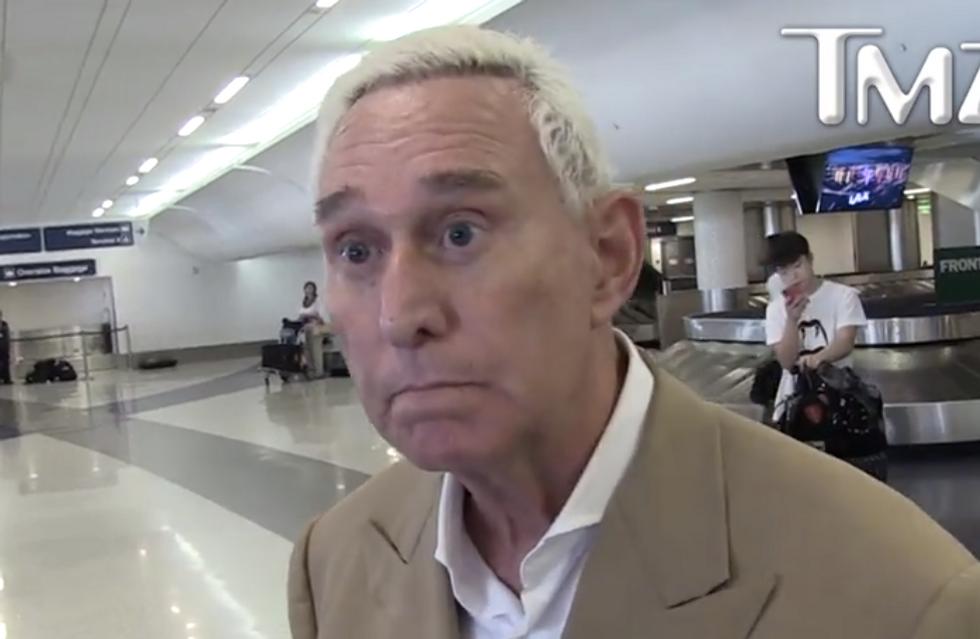 Roger Stone predicted 'devastating' anti-Hillary leaks on same day he boasted of Assange dinner