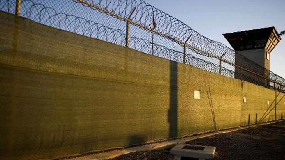 Saudi detainee at Guantanamo pleads guilty over bombing of French oil tanker