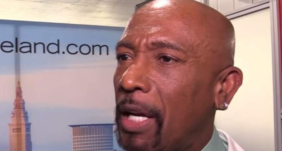 'We know who the coward is': Montel Williams shreds Bill O'Reilly for mocking him on-air