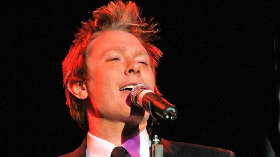 'American Idol' star Clay Aiken wins Democratic primary in North Carolina