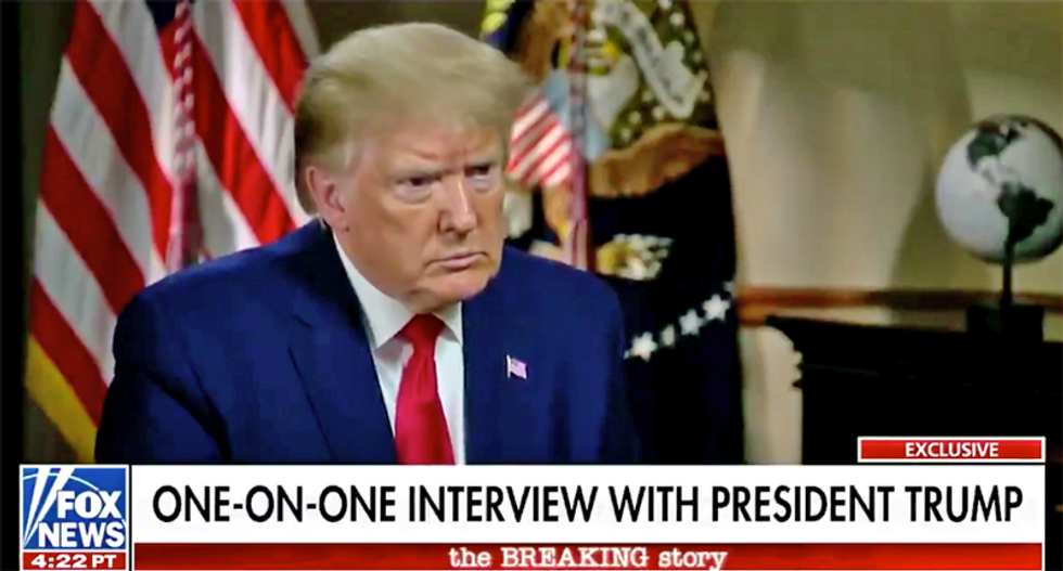 Trump is 'depressed' Republicans aren't overturning the election — and wants Fox News to 'pay' for betrayal: report