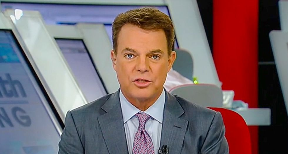 Fox's Shep Smith teams up with John Roberts to fact check the hell out of Trump's latest rant