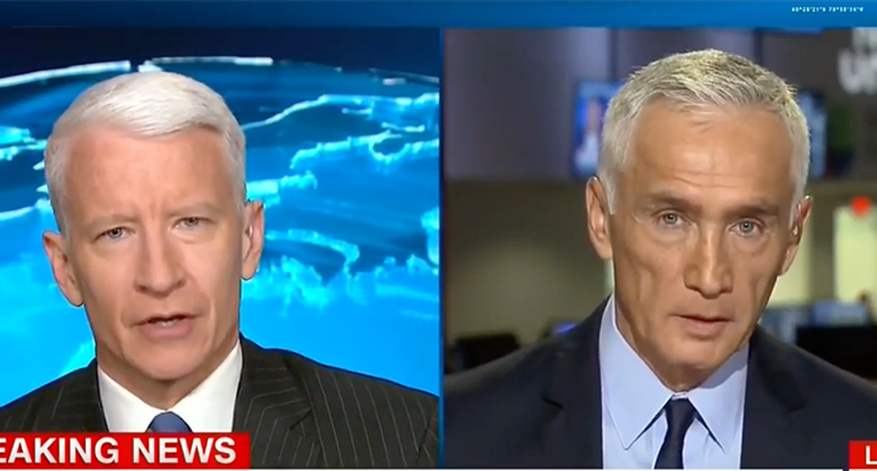 Journalists 'have to take a stand': Jorge Ramos calls out media's late reaction to Donald Trump