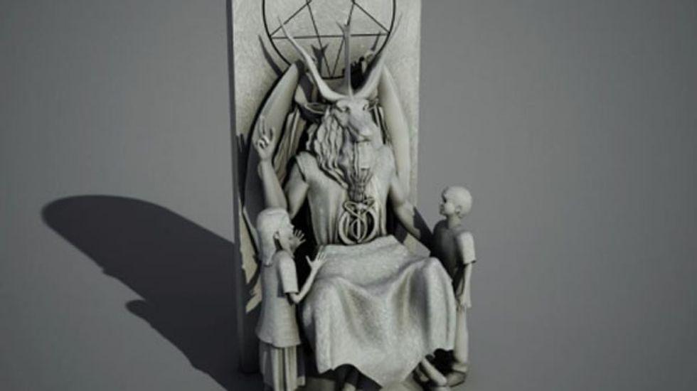 Satanic group mocks Oklahoma lawmaker for pushing new Ten Commandments bill