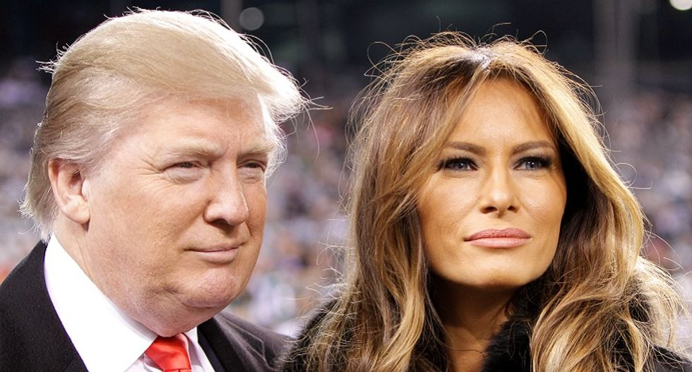 Melania Trump to sue Daily Mail for reporting she worked as an 'escort' before marrying her husband