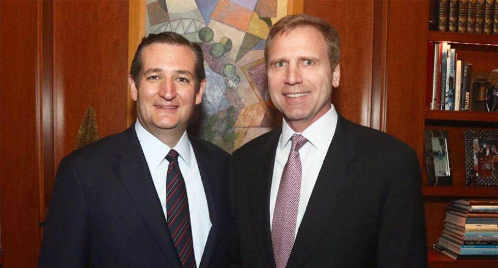Gay hotel owners face boycott after hosting reception for Ted Cruz: 'What were you guys thinking?