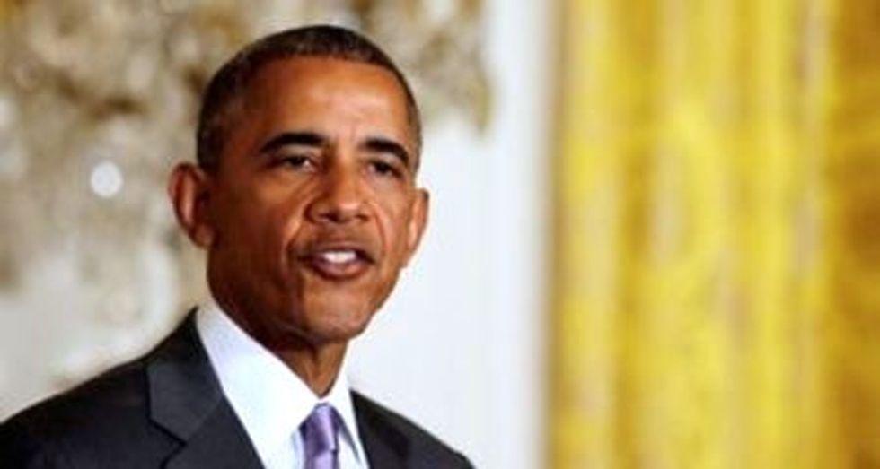 Obama fires back at GOP's anti-Muslim platform in Eid celebration