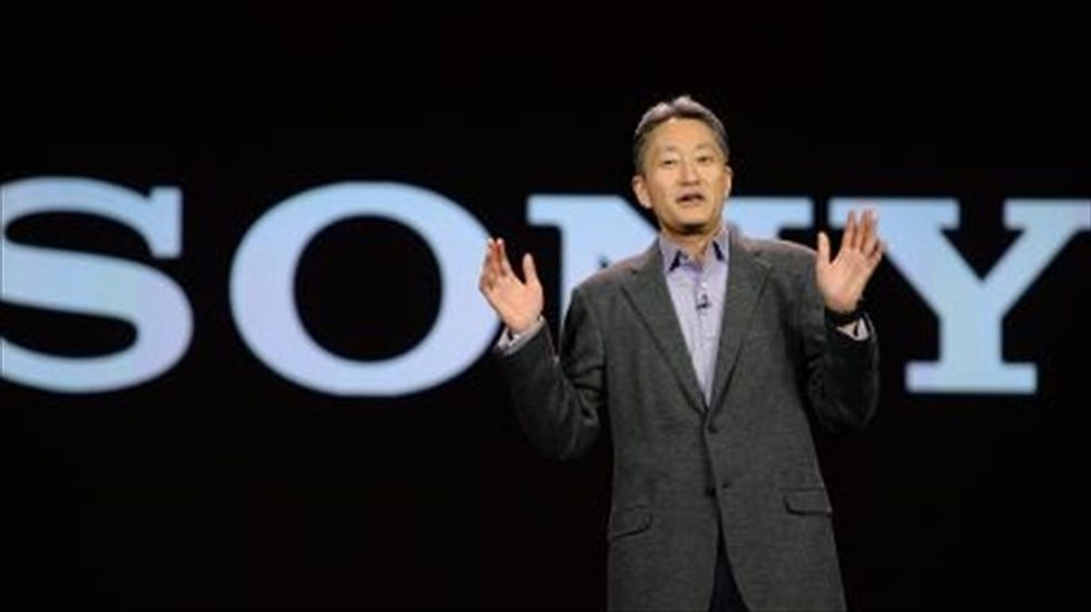 Sony plans cloud-based TV service and unveils streaming game system
