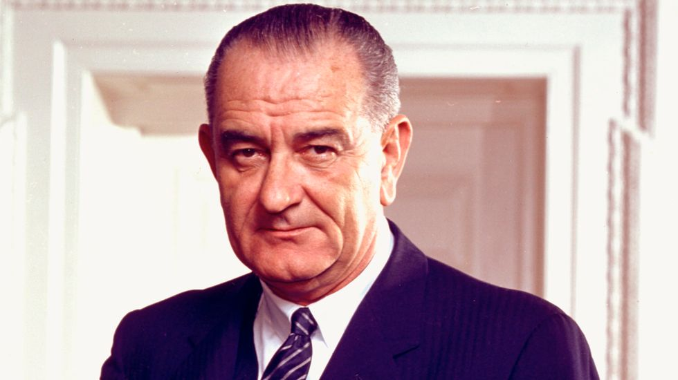 President Lyndon Johnson thought Nixon committed treason by contacting foreign operatives during his campaign