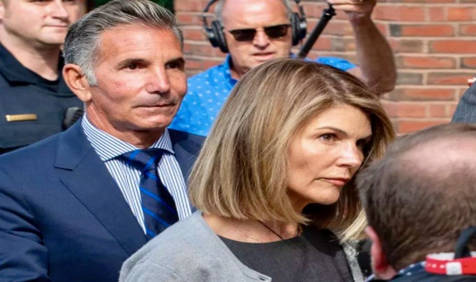 Lori Loughlin pleads guilty via Zoom in admissions scandal