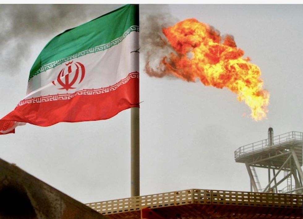 Iran says new US sanctions show talks offer 'hollow'