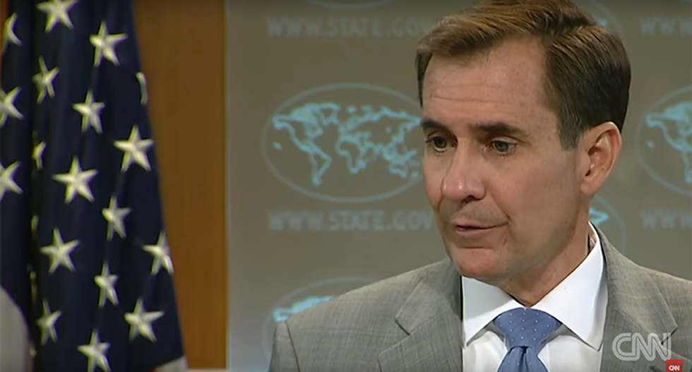 'Did you get one?': State Dept. catches reporter trying to snag Pokémon during briefing