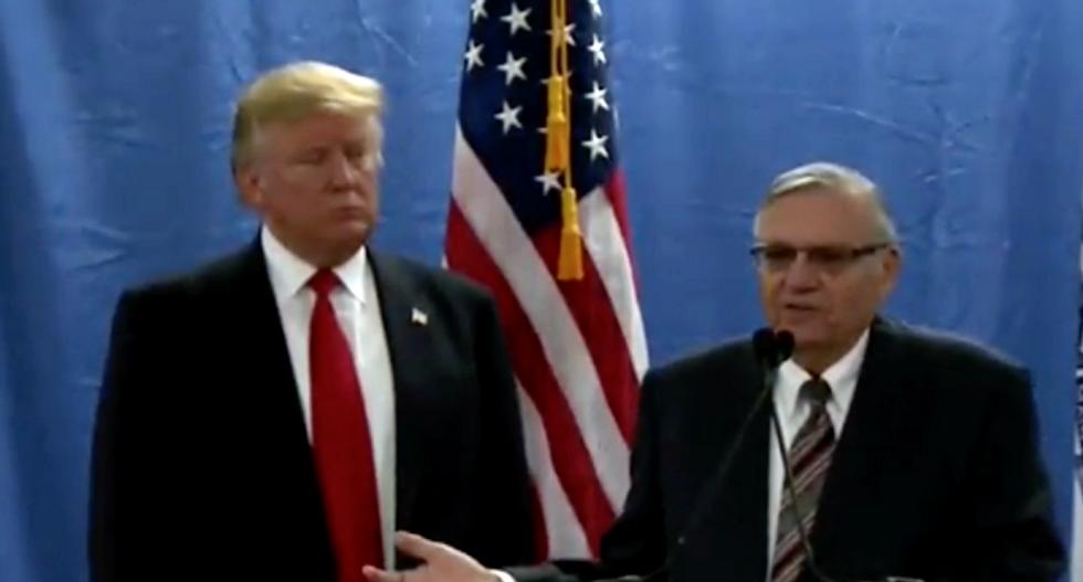Trump seems to pardon people for this very selfish reason: WaPo reporter